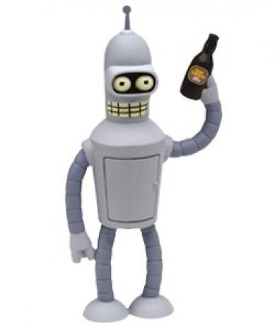 Bender s flaškou